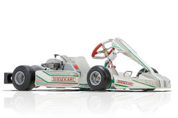Tony Kart Mini KID ajovalmis auto
